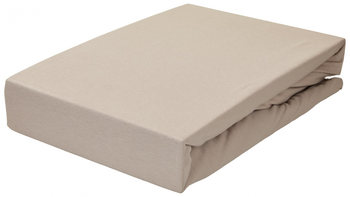 waterbed hoeslaken taupe