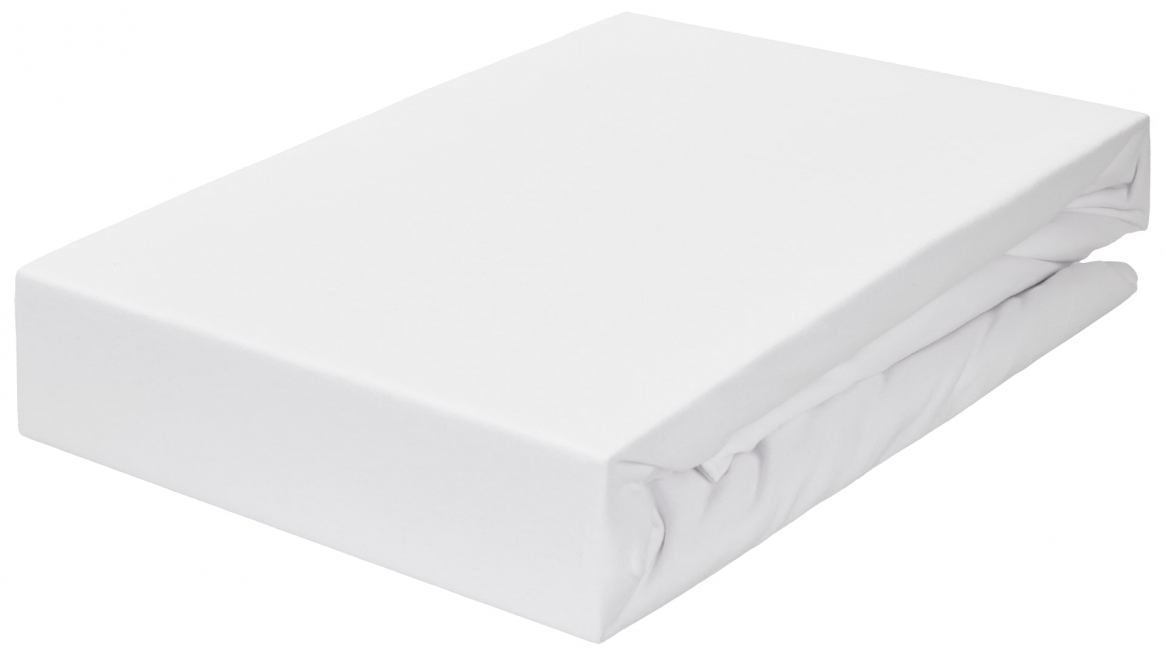 waterbed hoeslaken wit