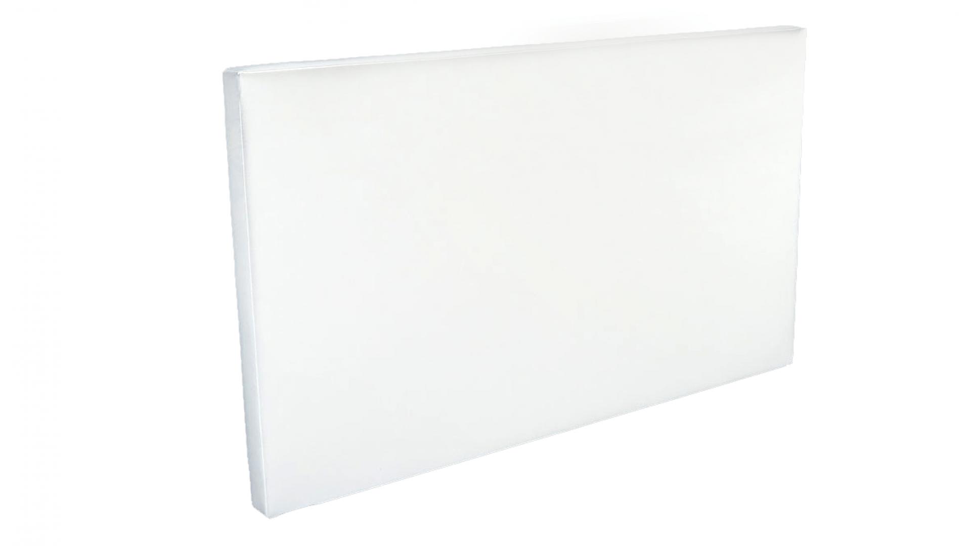 hoofdbord wit voor waterbedden