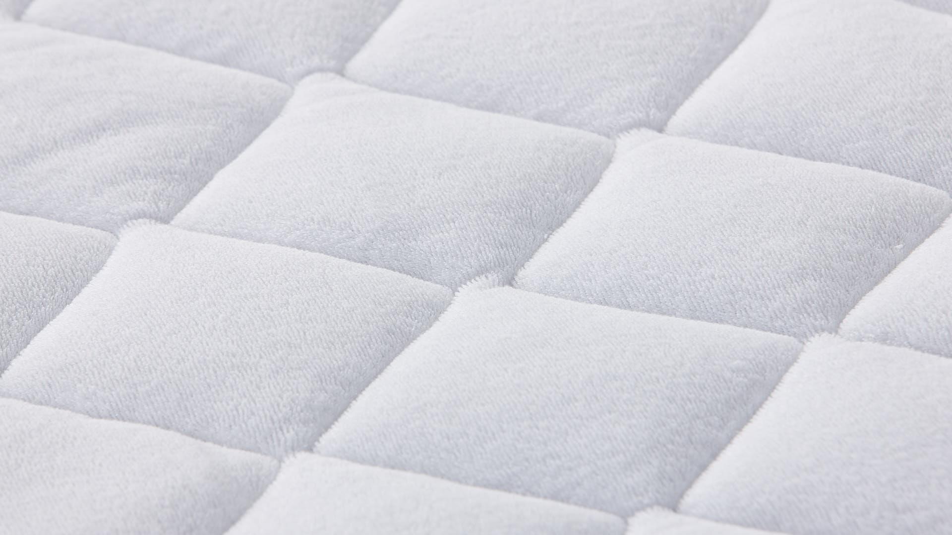 waterbed tijk wash cotton stretch close up