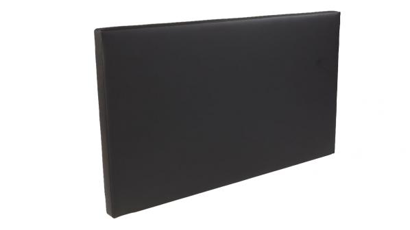 hoofdbord zwart voor waterbedden