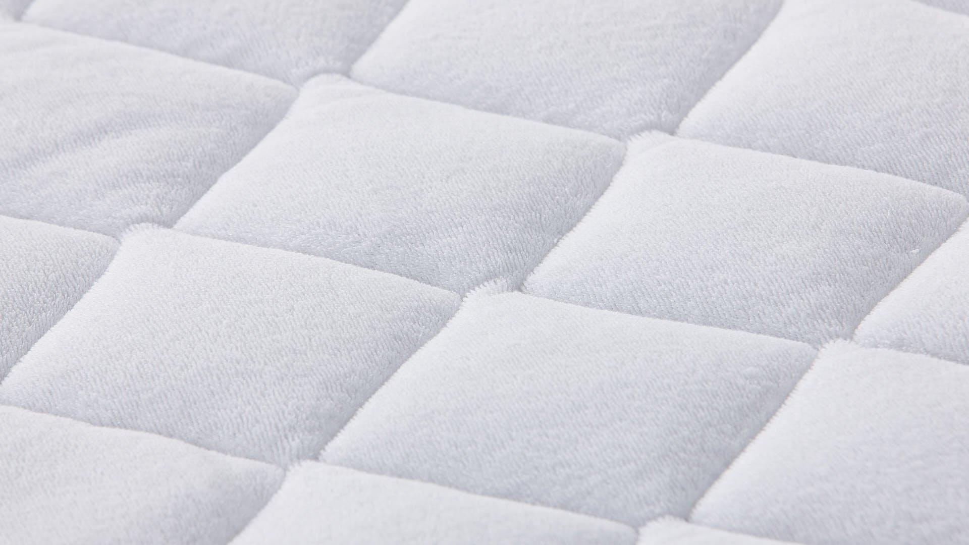 Wash Cotton Stretch waterbed tijk badstof