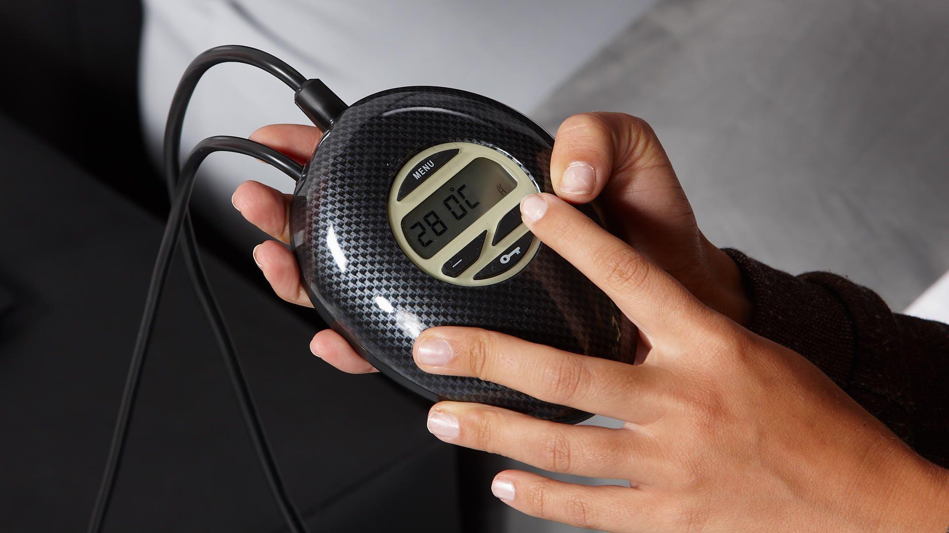 Carbon IQ Digitale waterbedverwarming