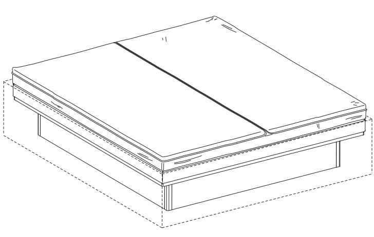 waterbed inbouw handleiding